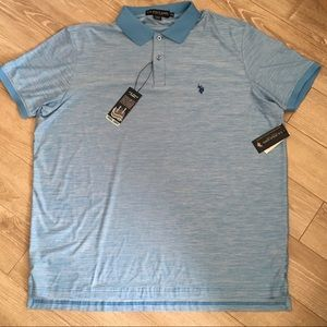US POLO ASSN Polo Shirt  Mens XXL NEW with tags